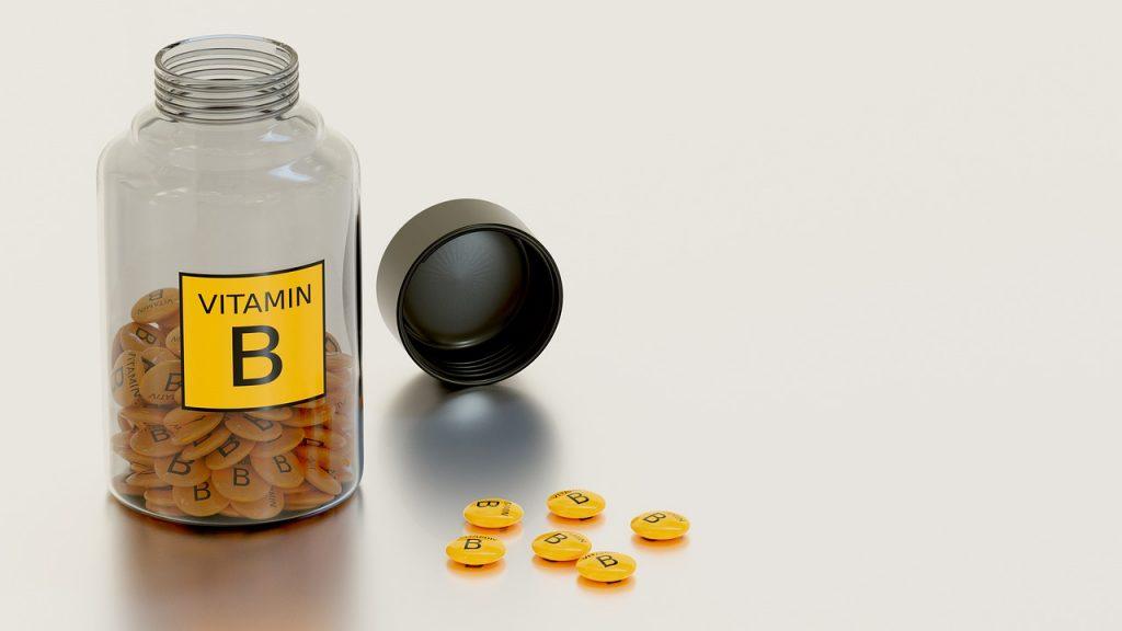 ビタミンを摂るなら効率よくサプリメントで