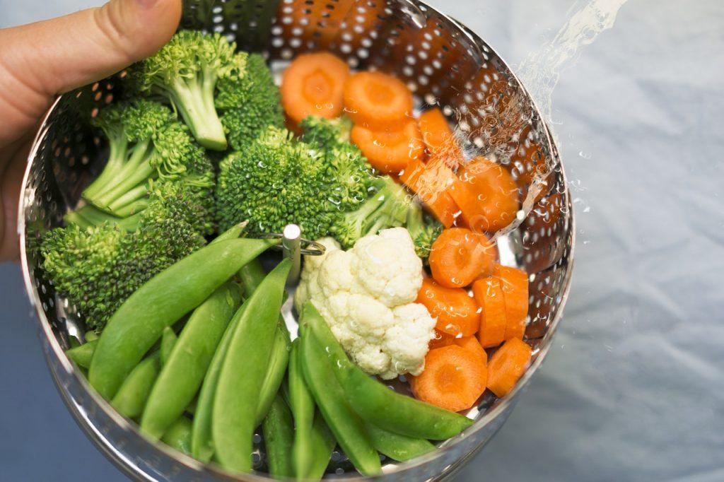 ブロッコリーの食べ方