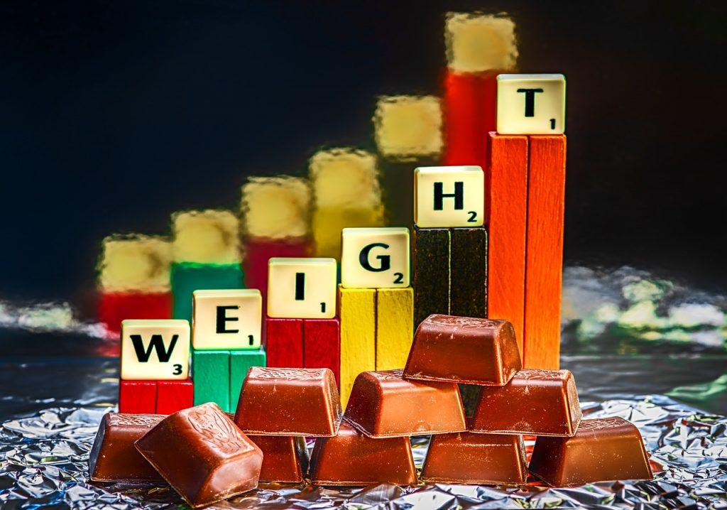 体重増加のプロテイン